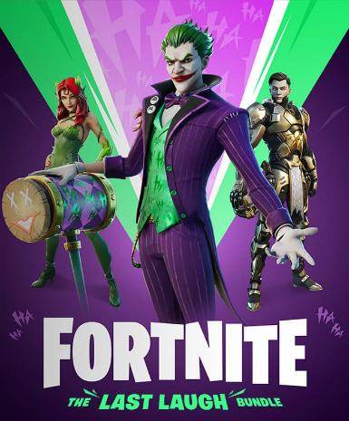 FORTNITE - THE LAST LAUGH (BUNDLE) - PSN - PLAYSTATION - PS4 - MULTILANGUAGE - EU