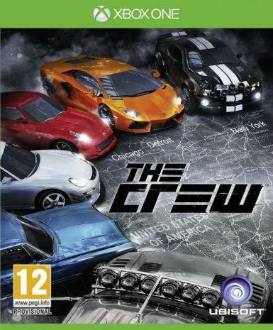 THE CREW - XBOX ONE - XBOX LIVE - WORLDWIDE