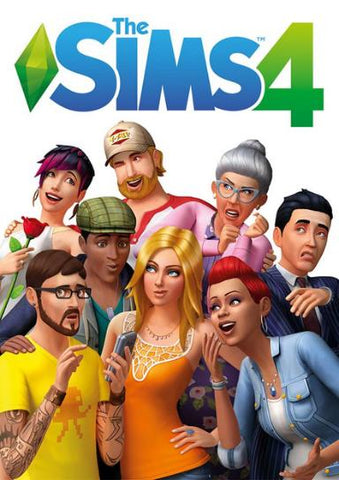 THE SIMS 4 - ORIGIN - MULTILANGUAGE - WORLDWIDE - PC Libelula Vesela Jocuri video