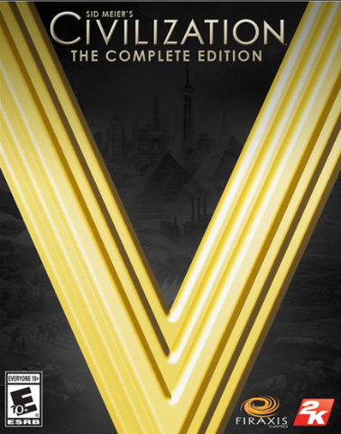 CIVILIZATION 5 - THE COMPLETE EDITION - STEAM - PC