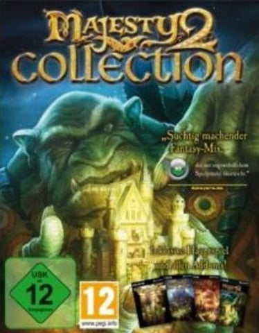 MAJESTY 2 COLLECTION - STEAM - PC - WORLDWIDE