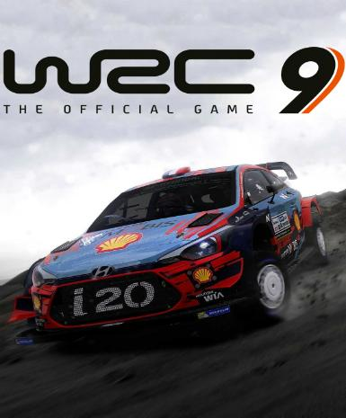 WRC 9 - EPIC STORE - PC - MULTILANGUAGE - EU Libelula Vesela