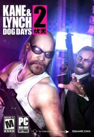 KANE & LYNCH 2: DOG DAYS - STEAM - PC - EU