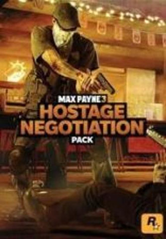 MAX PAYNE 3 - LOCAL JUSTICE PACK (DLC) - STEAM - PC