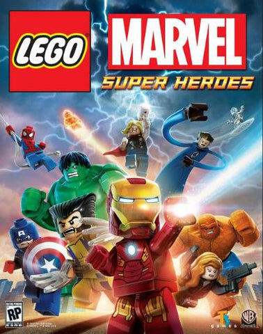 LEGO: MARVEL SUPER HEROES - STEAM - PC / MAC - WORLDWIDE Libelula Vesela Jocuri video