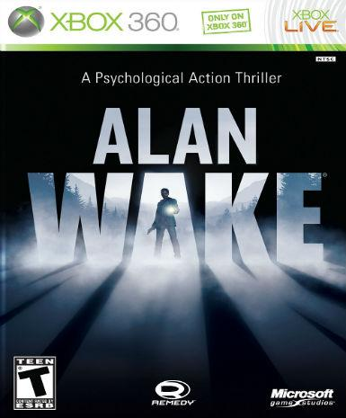 ALAN WAKE - XBOX 360/XBOX ONE - EU
