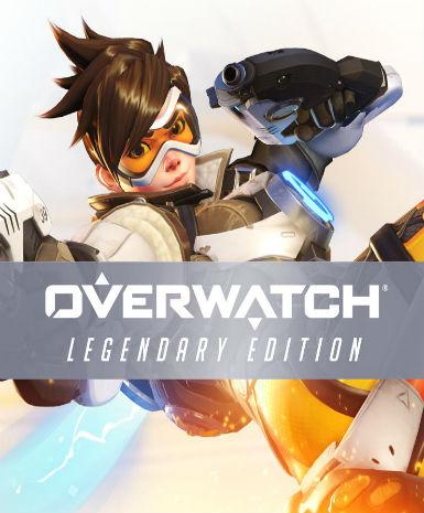 OVERWATCH - LEGENDARY EDITION - BATTLE.NET - PC - EU