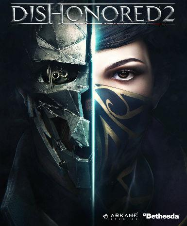 DISHONORED 2 - STEAM - PC - WORLDWIDE
