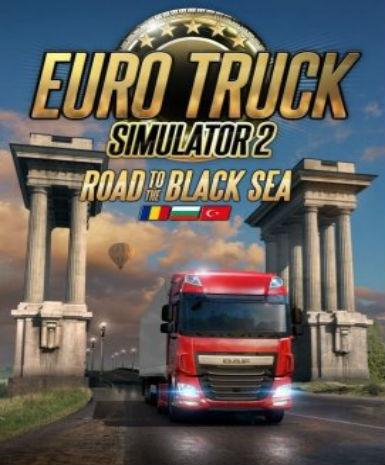 EURO TRUCK SIMULATOR 2 - ROAD TO THE BLACK SEA - STEAM - MULTILANGUAGE - WORLDWIDE - PC / MAC Libelula Vesela