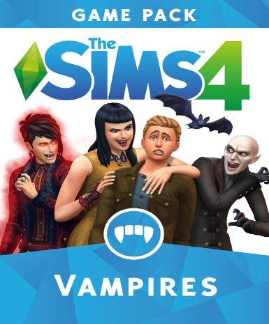 THE SIMS 4: VAMPIRES - ORIGIN - PC - WORLDWIDE