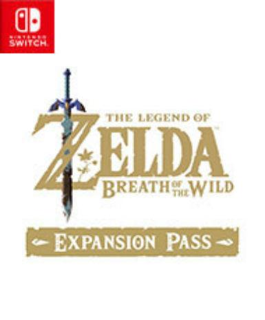THE LEGEND OF ZELDA: BREATH OF THE WILD - EXPANSION PASS - NINTENDO SWITCH - PC - EU
