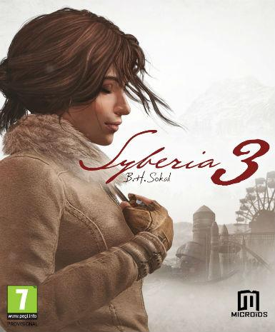 SYBERIA 3 - STEAM - PC - WORLDWIDE
