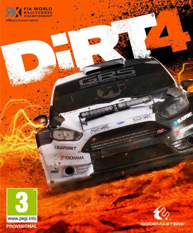 DIRT 4 - STEAM - PC - WORLDWIDE