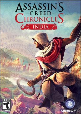 ASSASSIN'S CREED CHRONICLES: INDIA - UPLAY - PC - WORLDWIDE
