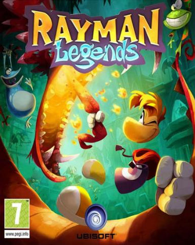 RAYMAN LEGENDS - UPLAY - PC