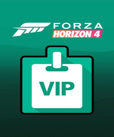 FORZA HORIZON 4 - VIP PASS - WINDOWS STORE - WORLDWIDE