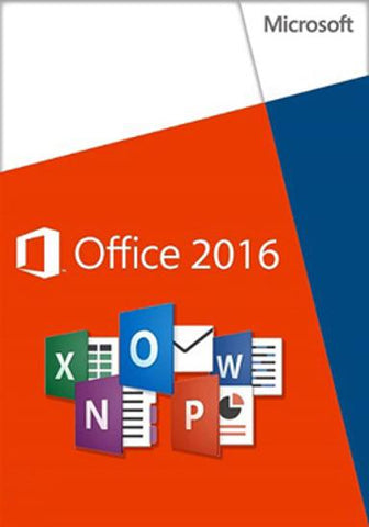 MICROSOFT OFFICE PROFESSIONAL 2016 - MULTILANGUAGE - EU & ASIA - PC