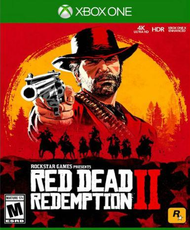 RED DEAD REDEMPTION 2 (XBOX ONE) - XBOX LIVE - PC - WORLDWIDE