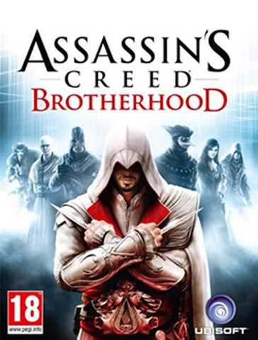 ASSASSIN'S CREED BROTHERHOOD - UPLAY - PC - EU