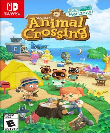 ANIMAL CROSSING: NEW HORIZONS - NINTENDO  SWITCH - MULTILANGUAGE - EU