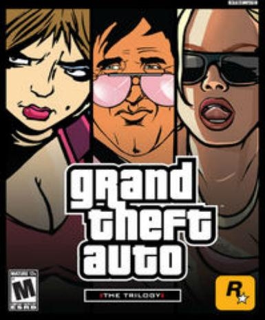 GRAND THEFT AUTO : THE TRILOGY - STEAM - PC