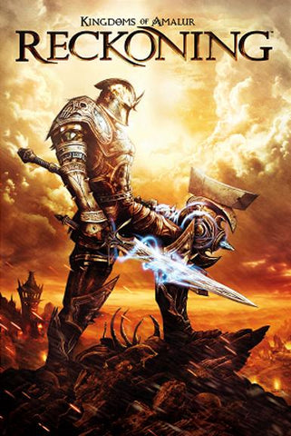 KINGDOMS OF AMALUR: RECKONING - ORIGIN - PC - WORLDWIDE