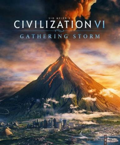 CIVILIZATION 6: GATHERING STORM EXPANSION PACK - STEAM - PC / MAC - EU