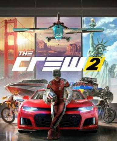 THE CREW 2 - UPLAY - MULTILANGUAGE - EMEA - PC Libelula Vesela Jocuri video