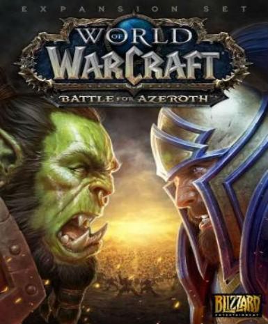WORLD OF WARCRAFT: BATTLE FOR AZEROTH - BATTLE.NET - PC / MAC