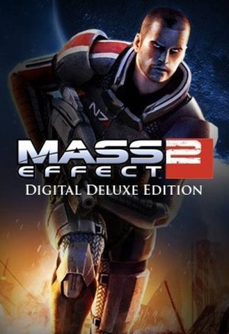 MASS EFFECT 2 - DIGITAL DELUXE EDITION - ORIGIN - PC