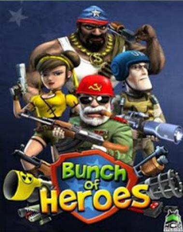 BUNCH OF HEROES - STEAM - PC - EU