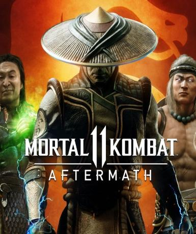 MORTAL KOMBAT 11: AFTERMATH - STEAM - PC - MULTILANGUAGE - WORLDWIDE