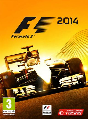F1 2014 - STEAM - PC - WORLDWIDE