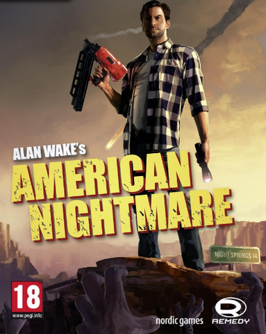 ALAN WAKE: AMERICAN NIGHTMARE - STEAM - PC - WORLDWIDE
