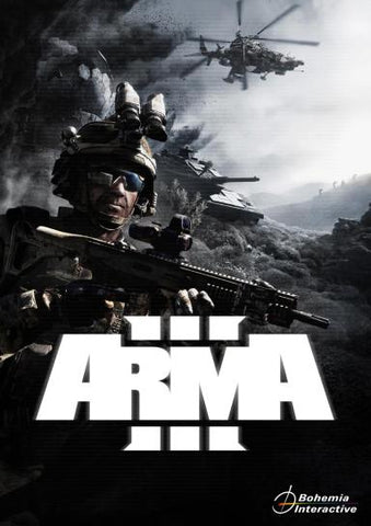 ARMA 3 - STEAM - MULTILANGUAGE - EU - PC Libelula Vesela