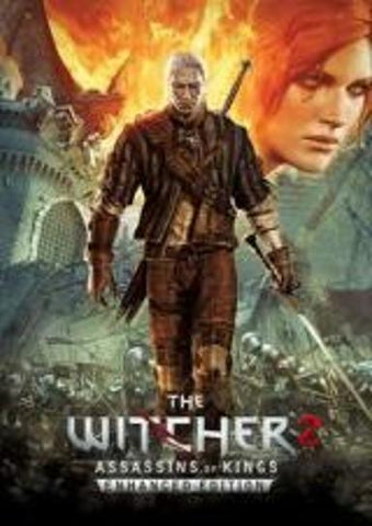 THE WITCHER 2: ASSASSINS OF KINGS ENHANCED EDITION - GOG.COM - MULTILANGUAGE - WORLDWIDE - PC