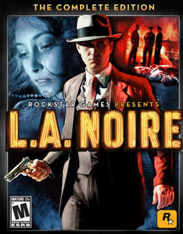 L.A. NOIRE - THE COMPLETE EDITION - STEAM - PC - WORLDWIDE