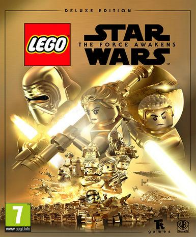 LEGO STAR WARS: THE FORCE AWAKENS - DELUXE EDITION - STEAM - PC / MAC - WORLDWIDE