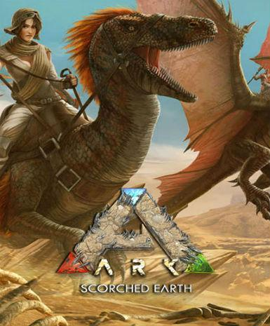 ARK: SCORCHED EARTH - EXPANSION PACK (DLC) - STEAM
