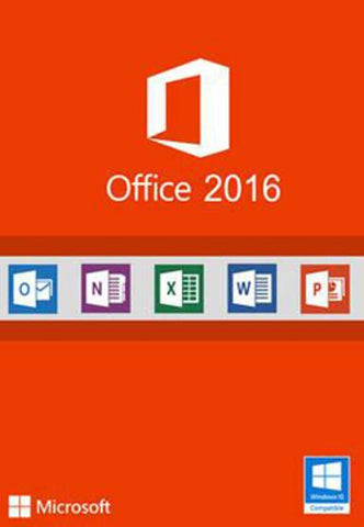 MICROSOFT OFFICE PROFESSIONAL PLUS 2016 - MULTILANGUAGE - EU - PC
