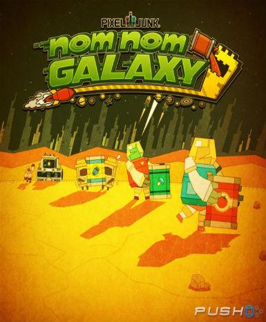 PIXELJUNK NOM NOM GALAXY - STEAM - PC - WORLDWIDE