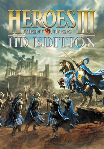 MIGHT & MAGIC: HEROES III - HD EDITION - STEAM - PC - WORLDWIDE