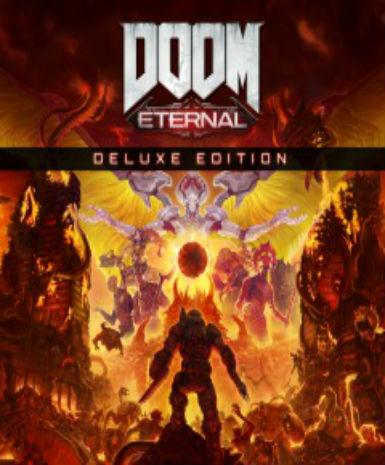 DOOM ETERNAL (DELUXE EDITION) - BETHESDA.NET - PC - MULTILANGUAGE - EU