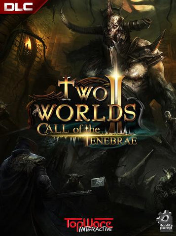 TWO WORLDS II - CALL OF THE TENEBRAE - STEAM - PC