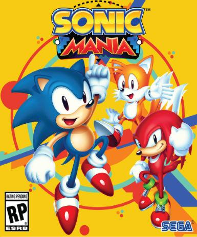 SONIC MANIA - STEAM - PC - WORLDWIDE