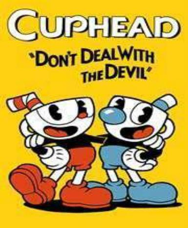 CUPHEAD - STEAM - WORLDWIDE - EN - PC Libelula Vesela Jocuri video