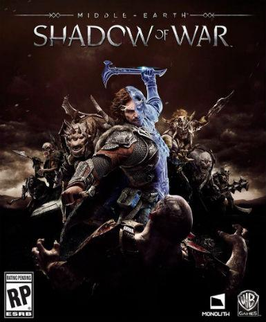 MIDDLE-EARTH: SHADOW OF WAR - STEAM - PC - EMEA, US & ASIA