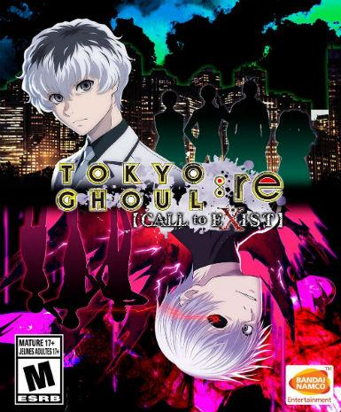 TOKYO GHOUL:RE CALL TO EXIST - STEAM - MULTILANGUAGE - EMEA - PC