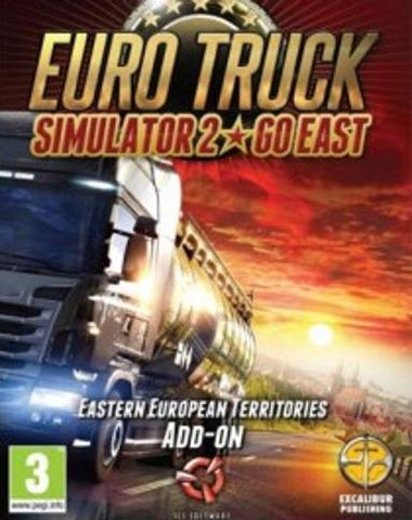 EURO TRUCK SIMULATOR 2 - GOING EAST - STEAM - PC / MAC - PC - WORLDWIDE
