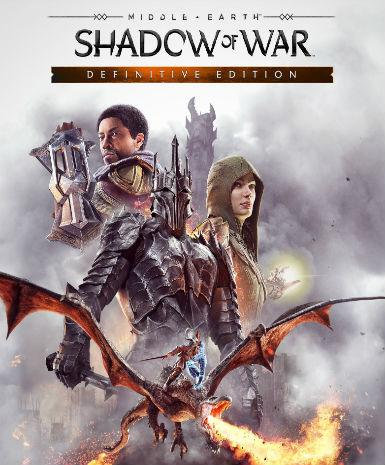 MIDDLE-EARTH: SHADOW OF WAR (DEFINITIVE EDITION) - STEAM - MULTILANGUAGE - EMEA / ASIA - PC